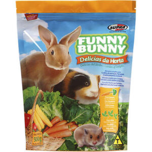 Racao_Supra_Funny_Bunny_Delicias_da_Horta_Coelhos__Hamster_e_Outros_Pequenos_Roedores_-_500_g_2154519